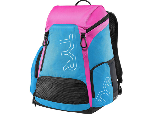 TYR Alliance 30l Selkäreppu, blue/pink